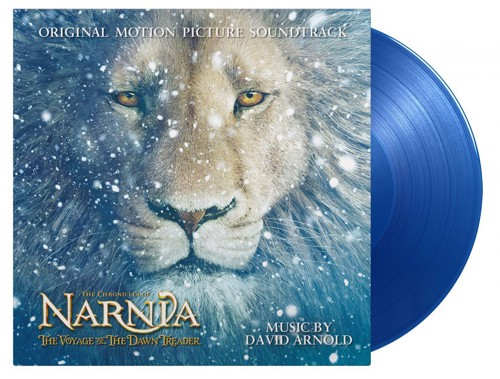 OST - The Chronicles Of Narnia - The Voyage Of The Dawn Treader (Blue vinyl) - 2LP (LP)