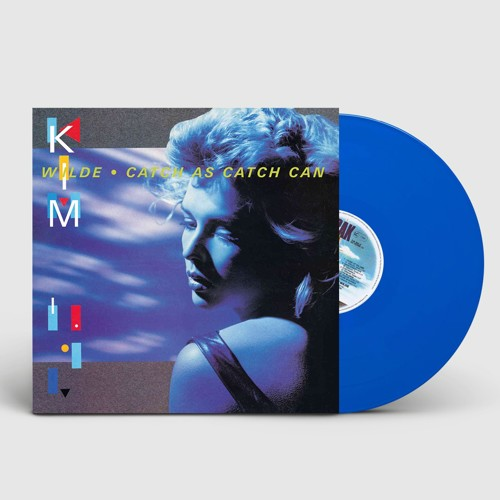 Kim Wilde - Catch As Catch Can (Blue Vinyl) (LP)