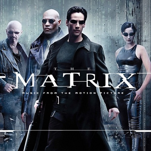 OST - The Matrix: Music From The Motion Picture (Green White Vinyl) - 2LP (LP)