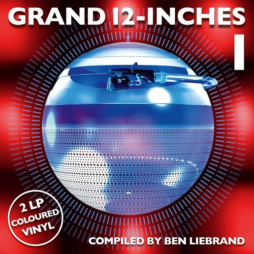 Various / Ben Liebrand - Grand 12-Inches 1 (Coloured Vinyl) - 2LP (LP)