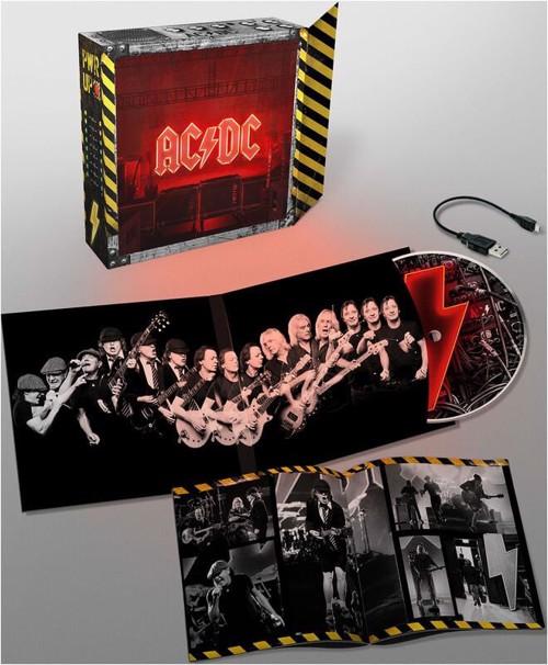 "AC / DC - Power Up (Deluxe - ""Lightbox"") (CD)"