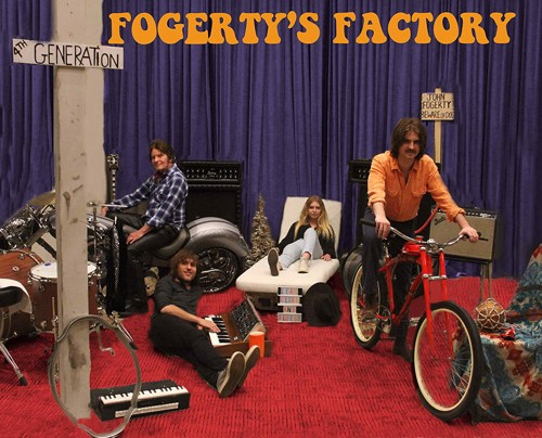 John Fogerty - Fogerty's Factory (CD)