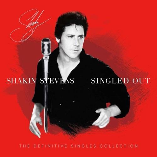 Shakin Stevens' - Singled Out - 2LP (LP)