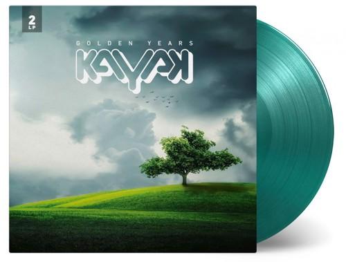 Kayak - Golden Years (Green vinyl) - 2LP