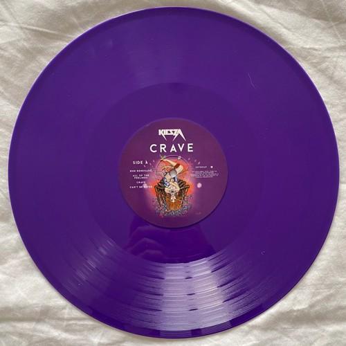 Kiesza - Crave (Purple vinyl - Indie Only) (LP)