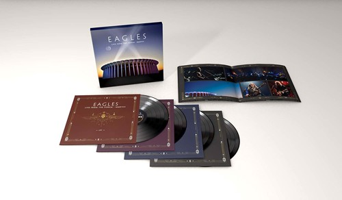 Eagles - Live From The Forum - MMXVIII (4LP) (LP)