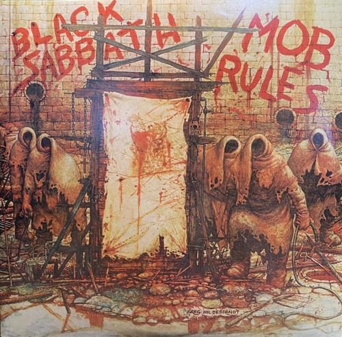 Black Sabbath - Mob Rules (2LP) (LP)