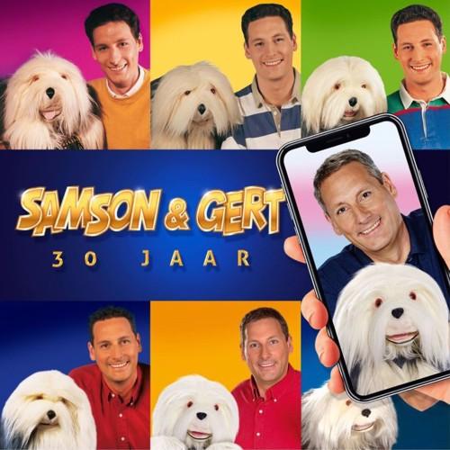*  Samson & Gert - 30 Jaar Samson & Gert (5CD) + speelkaarten (CD)