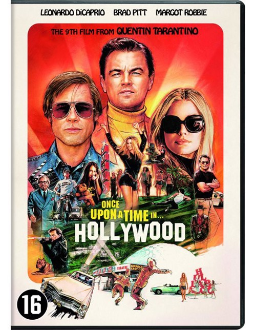 *  Film - Once Upon A Time In Hollywood (DVD)