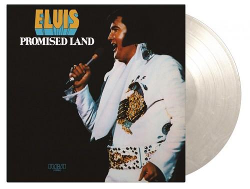 Elvis Presley - Promised Land (White marbled vinyl) (LP)