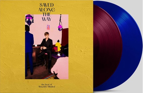 Absynthe Minded - Saved Along The Way - The Best Of (Coloured vinyl) - 2LP (LP)
