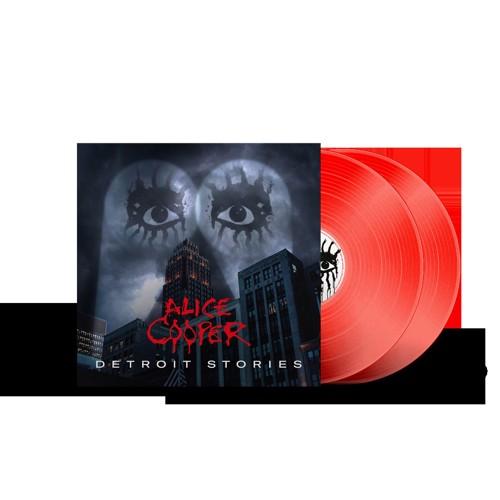 Alice Cooper - Detroit Stories (Red Vinyl Indie Only) - 2LP (LP)