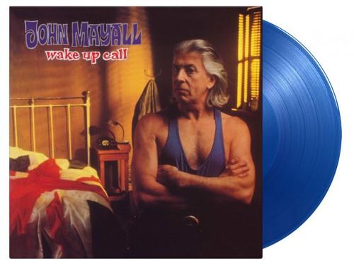 John Mayall - Wake Up Call (Blue vinyl) (LP)