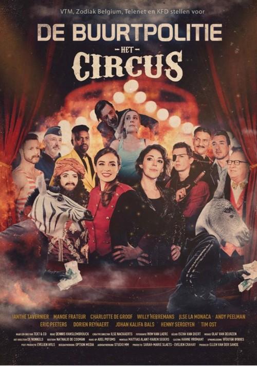 * Film - De Buurtpolitie - Het Circus (DVD)