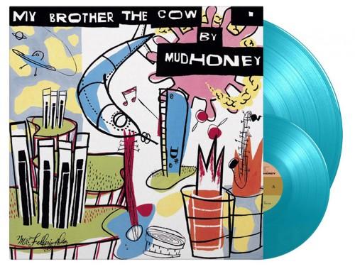 "Mudhoney - My Brother The Cow (Turquoise Vinyl) +7"" (LP)"