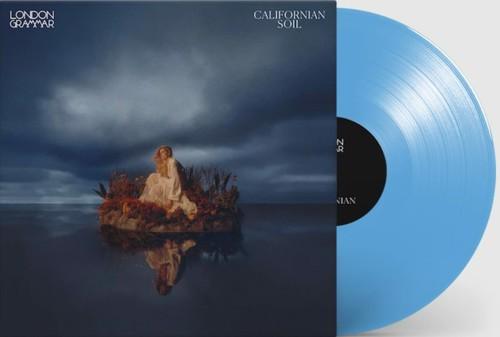 London Grammar - Californian Soil (Blue Vinyl - Indie Only) (LP)