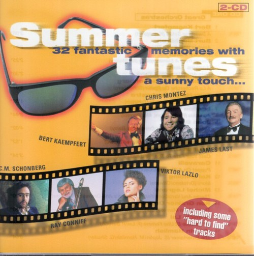 *      Various - Summer Tunes - 2CD (CD)