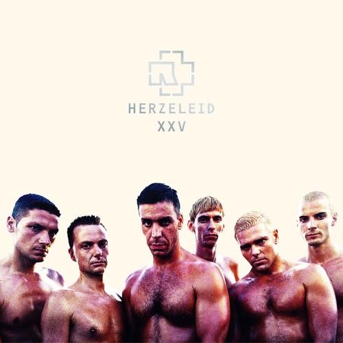 Rammstein - Herzeleid  - XXV anniversary edition (Splatter Vinyl) - 2LP (LP)