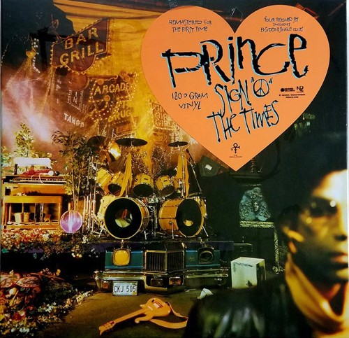 Prince - Sign O' The Times (4LP Deluxe)
