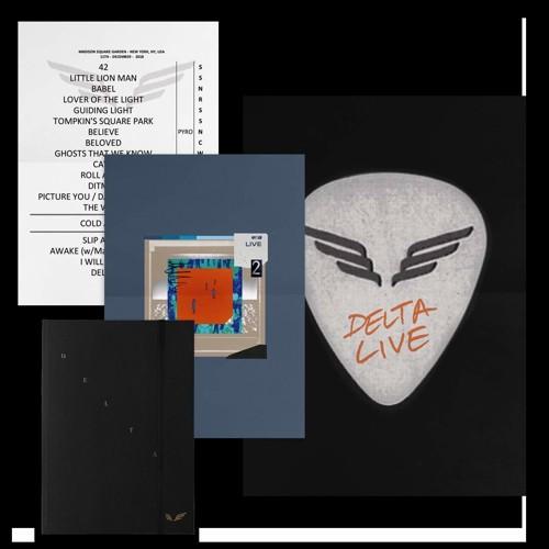 Mumford & Sons - Delta Diaries (CD+Book) (CD)