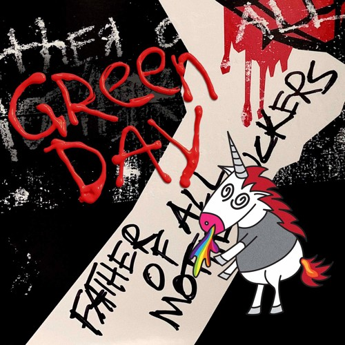 Green Day - Father Of All Motherfuckers (Red vinyl - Indie Only) (LP)