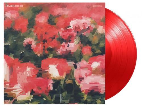 Rival Schools - Pedals (Red Vinyl) (LP)