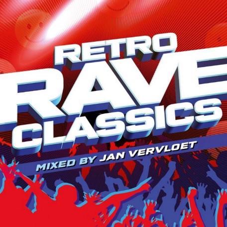 Various - Retro Rave Classics - 4CD (CD)