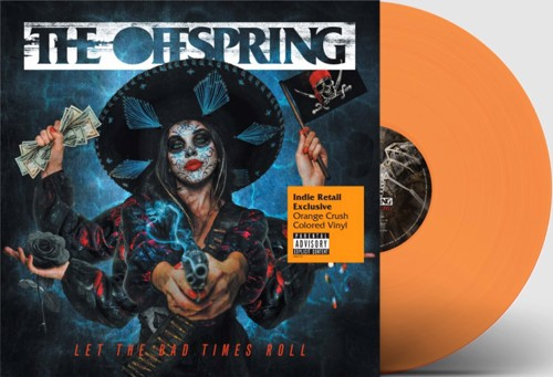 The Offspring - Let The Bad Times Roll (Orange Vinyl) - Indie Only (LP)