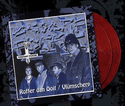 Osdorp Posse - Roffer Dan Ooit / Vlijmscherp (Red vinyl) - 2LP (LP)