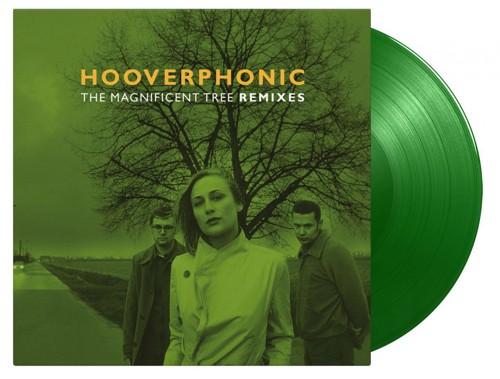 Hooverphonic - The Magnificent Tree Remixes (Green Vinyl) (MV)