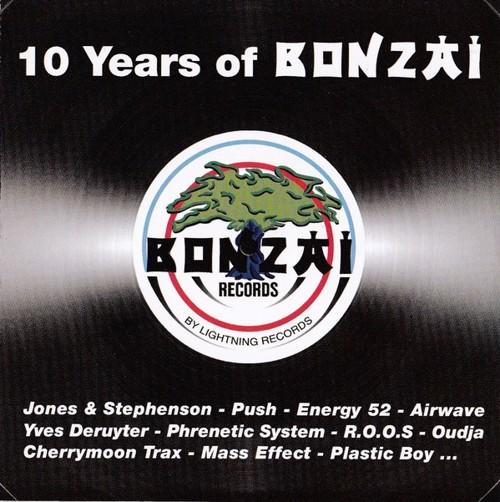 Various - 10 Years Of Bonzai - 2CD (CD)