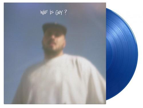 Zwangere Guy - Wie Is Guy? (Blauw Vinyl- Zéér Gelimiteerd) - 2LP (LP)