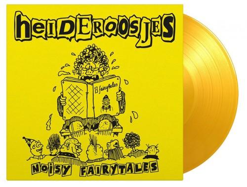 De Heideroosjes - Noisy Fairytales (Yellow Vinyl / Limited !!!) (LP)