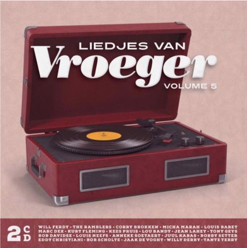 Various - Liedjes Van Vroeger Vol. 5 - 2CD (CD)