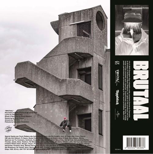 * Zwangere Guy - Brutaal (CD)