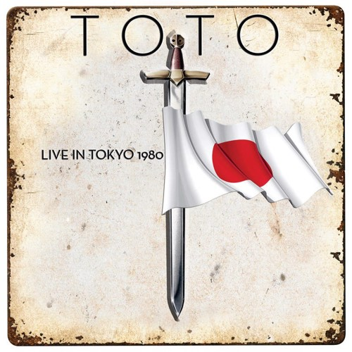 Toto - Live In Tokyo 1980 (Red vinyl) - RSD20 Oct (LP)