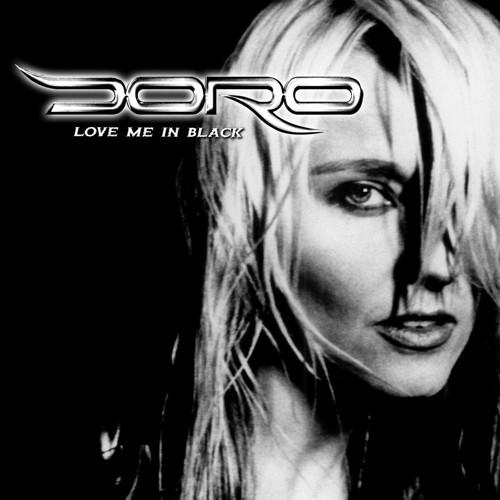 Doro - Love Me In Black (White vinyl) - 2LP (LP)