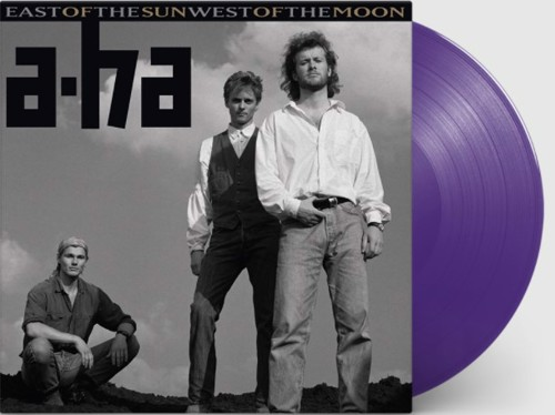 A-Ha - East Of The Sun, West Of The Moon (Purple Vinyl) - National Album Day (LP)