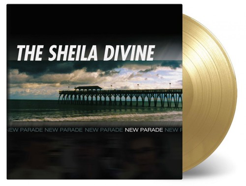 * The Sheila Divine - New Parade (Gold Vinyl - Limited!!!) (LP)