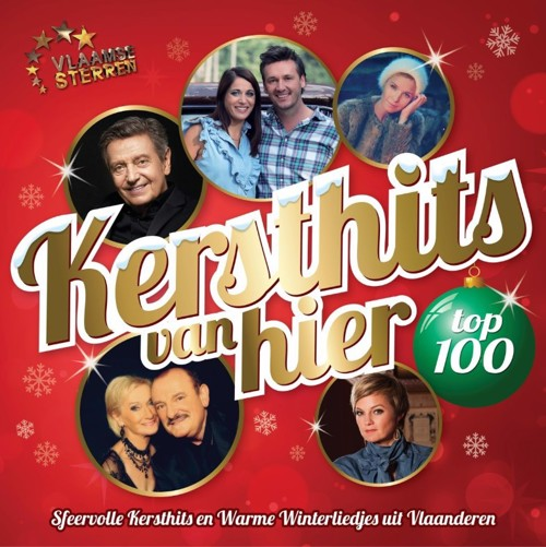 Various - Kersthits Van Hier Top 100 (5CD) (CD)