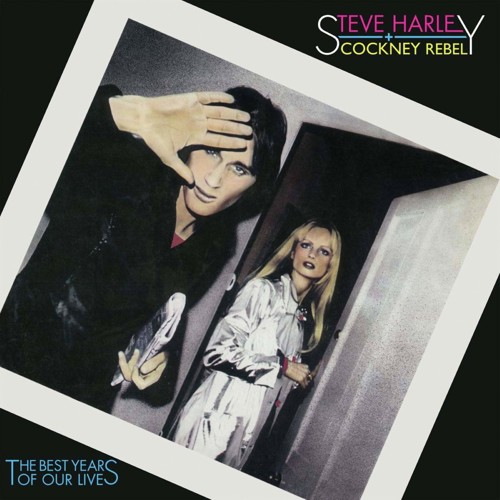 Steve Harley & Cockney Rebel - The Best Years Of Our Lives - 45th anniversary (Coloured vinyl) - 2LP (LP)