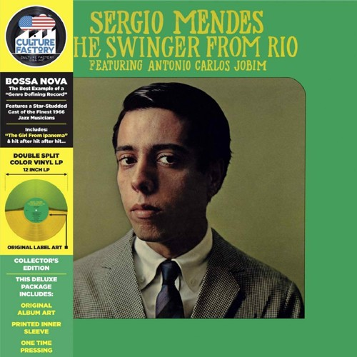 Sergio Mendes - The Swinger From Rio (LP)