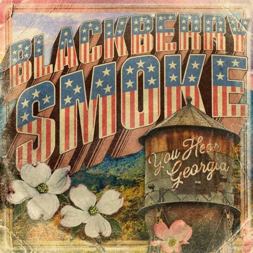 Blackberry Smoke - You Hear Georgia (Yellow Vinyl Indie Only) - 2LP (LP)