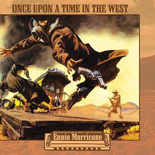 Ennio Morricone / OST - Once Upon A Time In The West (Yellow vinyl) - Record Store Day 2020 / RSD20 Jun (LP)