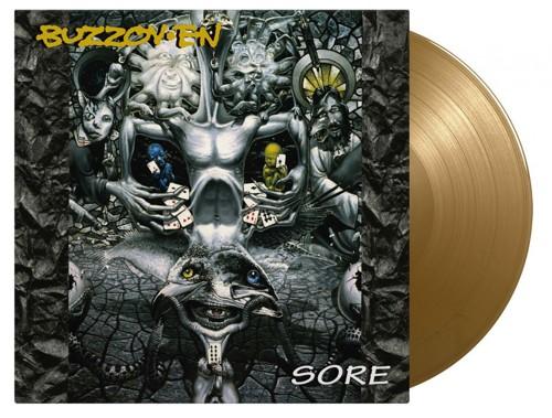 Buzzoven - Sore (Gold Vinyl) - 2LP (LP)