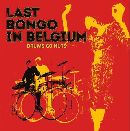 "Various - Last Bongo In Belgium (10"" Stoffige Vingers) (MV)"