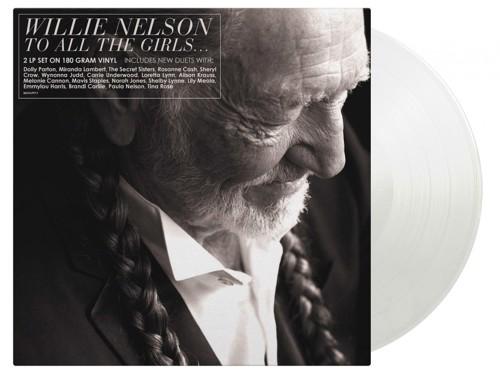 Willie Nelson - To All The Girls... (Crystal clear vinyl) - 2LP (LP)