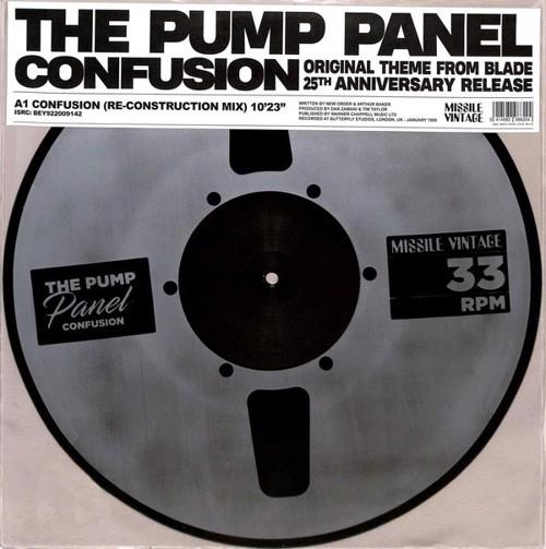 The Pump Panel - Confusion (MV)