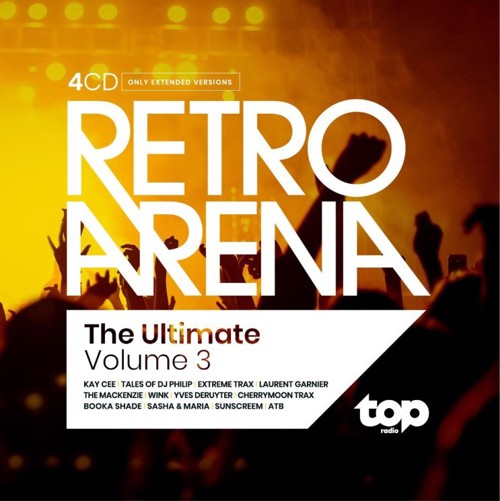 * Various - Topradio - The Ultimate Retro Arena (4CD) (CD)
