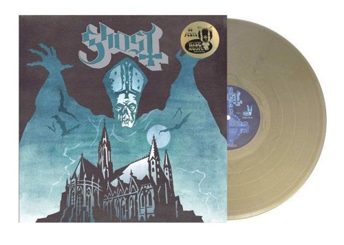 Ghost - Opus Eponymous (Gold Vinyl - Indie Only) (LP)
